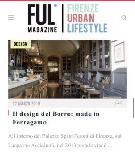 Ful Magazine - Il Design del Borro