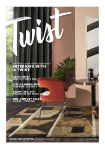 Twist - Sitting down with Interior Design +
