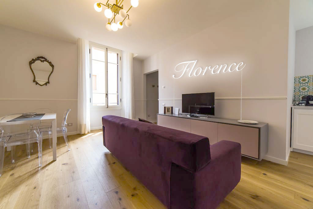 Luxury apartment Todescan
